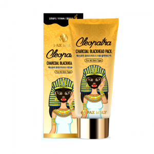 Cleopatra Charcoal Blackhead Pack