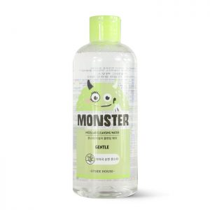 House Monster Micellar Cleansing Water