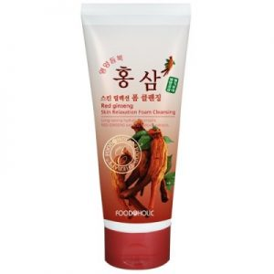 Red Ginseng Skin Relaxation Foam