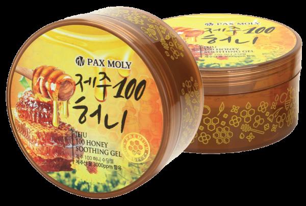 honey soothing gel