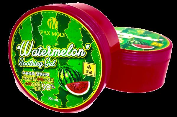 watermelon soothing gel