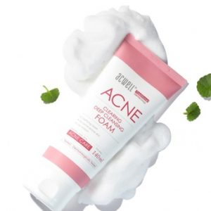 Deep Acne Cleansing Foam