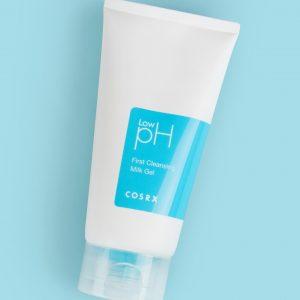 pH First Cleansing Milk Gel