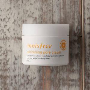 Whitening Pore Cream