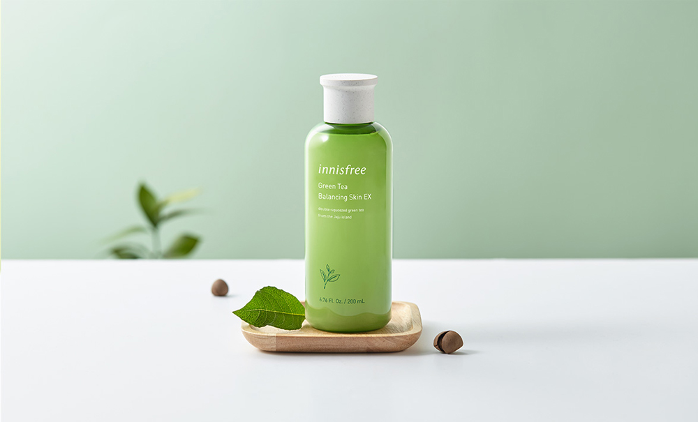 INNISFREE Green Tea Balancing Skin EX - Shine Skin Bangladesh - The largest  Mall for Korean Cosmetics In Bangladesh